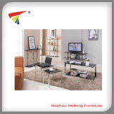 Latest Glass&MDF End Glass Table Furniture (CT241)