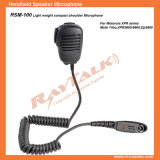 Handheld Two Way Radio Speaker with Microphone Rsm-100