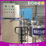 Stainless Steel Diary Small Batch Pasteurizer Milk Pasteurization Machine