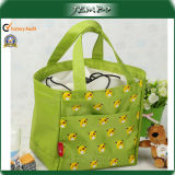 Green Fashion Outdoor Thermal Insulated Lunch Bags Cooler