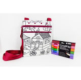 """""""Colour Me in"""" Girls Bag, Small Fashion Bag"""