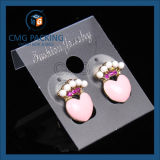 Transparent Earring Display Card Factory