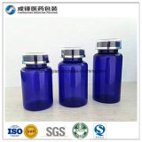 Wholesale Blue Pet 250ml Plastic Bottle for Vitamin