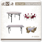 Export Hot Sale Strong Folding Round Restaurant Table (JY-DZ014)