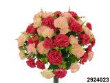 Artificial/Plastic/Silk Flower Carnation Bush (2924023)