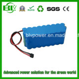 Emergency UPS Li-ion Battery Pack 24V 8.8ah 6s4p Icr18650 Battery