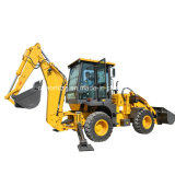 China Made Ariculated Backhoe for Sale