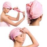 Microfiber Ladies Magic Hair Drying Towel