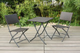 Hotel Rattan Wicker Patio Outdoor Leisure Furniture Table and Chair