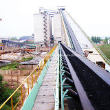 General-Purpose Belt Conveyor / Trough Belt Conveyor / Bulk Handling System for Cement Plant