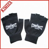 Warm Fingerless Glove/Acrylic Knitted Jacquard Winter Glove