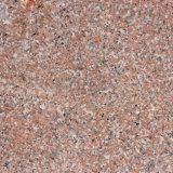 Polished Red G696 Granite Tile for Kitchen Countertops, Floor