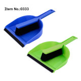for Home Cleaning Plastic Table Dustpan and Brush Set