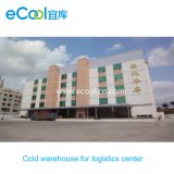 Big Volume Customized Cold Storage for Frozen Food Distribution Center