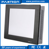 Linux system fanless 15′′ LCD/LED cheap industrial touch screen panel PC