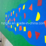 ISO9001 EPDM Rubber Wetpour for Playground