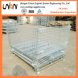 Folded Wire Mesh Storage Cage (UNWMB-001)