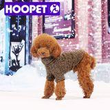 Hoopet Winter Dog Sweater Puppy Clothes Supplies