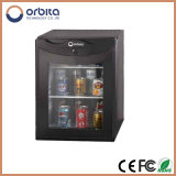 Orbita Slient Working Hotel Auto Minibar Battery Powered Chest Freezer