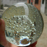 Crystal Bubble Ball Rockery Fountain