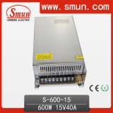 600W DC Output Power Supply 15V40A /24V25A/48V12A