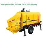 Electric / Diesel Small Portable Remote Control Mortar Concrete Pump Trailer Machine for Sale India