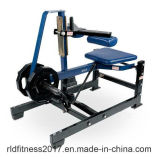 Hammer Strength Seated Calf Raise, Plate Loaded Fitness Gym Equipment
