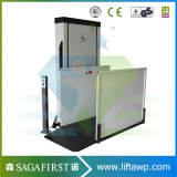 2.5m Electric Hydraulic Disable Lift