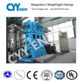 Three Rank Five Stage Water Cooling Screw Oxygen Air Compressor