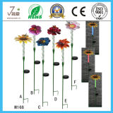 Flower Shape Iron Art and Crafts for Garden Decoration