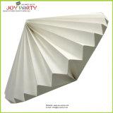 UFO-Shaped Foldable Honeycomb Paper Lanterns
