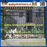 Commercial 6′ Height Width Wrought Iron Fence Panels
