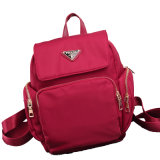 2017 Fashion Style High Quality Wholesale Nylon Backpack