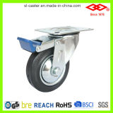 125mm Swivel Locking Handcart Caster (P103-11D125X37.5IS)