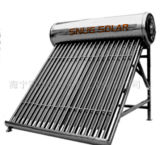 Stainless Steel Compact Unpressurized Solar Stock Tank Heater