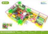 2014 Children Indoor Playground Equipment with GS Certificate (QQ-30010)