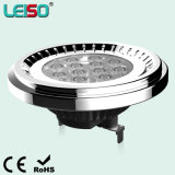 Standard Size 12W 1100lm Dimmable LED G53 Spotlight AR111