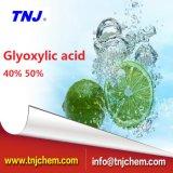 High Quality Glyoxylic Acid Monohydrate 98% Powder CAS 563-96-2 at Best Price