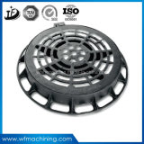 Sand Casting Ductile Iron Perforated Manhole Cover for Trench Drain