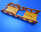Laser Cutting Parts Sleigh Sheet Bending Part Metal Plate