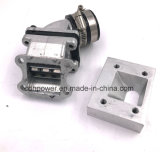 Sleeve Reed Valve+Block, Dio Reed Valve, CNC Spare Parts