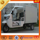 2015 Cheap Motorized Closed Fast Food Fruit Tricycle