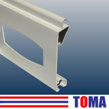 77mm Aluminum Single Layer Slat with Quadrate Hole (TMS77A)
