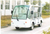 China Manufacture 11 Seats Electric Sightseeing Bus for Square