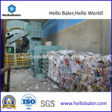 Automatic Tying Horizontal Baler for Corrugated Paper