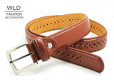 Classic and Basic Man Belt with Split Leather Linning M537