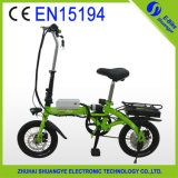 Cheap Lithium Battery Powered Electric Mini Bike (Shuangye A2-F14)