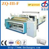Zq-III-F Toilet Paper Machine for Sale