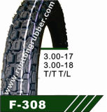 China Professional Supplier Motorcycle Tire (3.00-17 3.00-18)