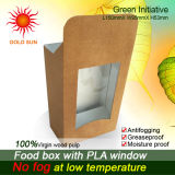 Food Packaging Cartons with Antifogging Window (K150)